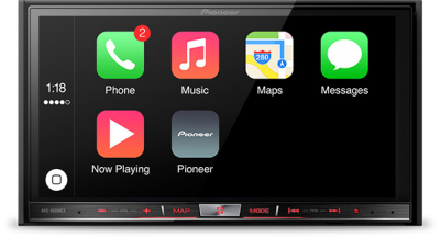 Pioneer-CarPlay-NEX